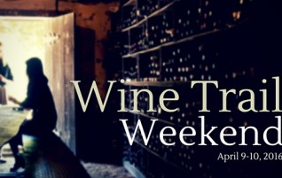 Wine Trail Weekend 2016