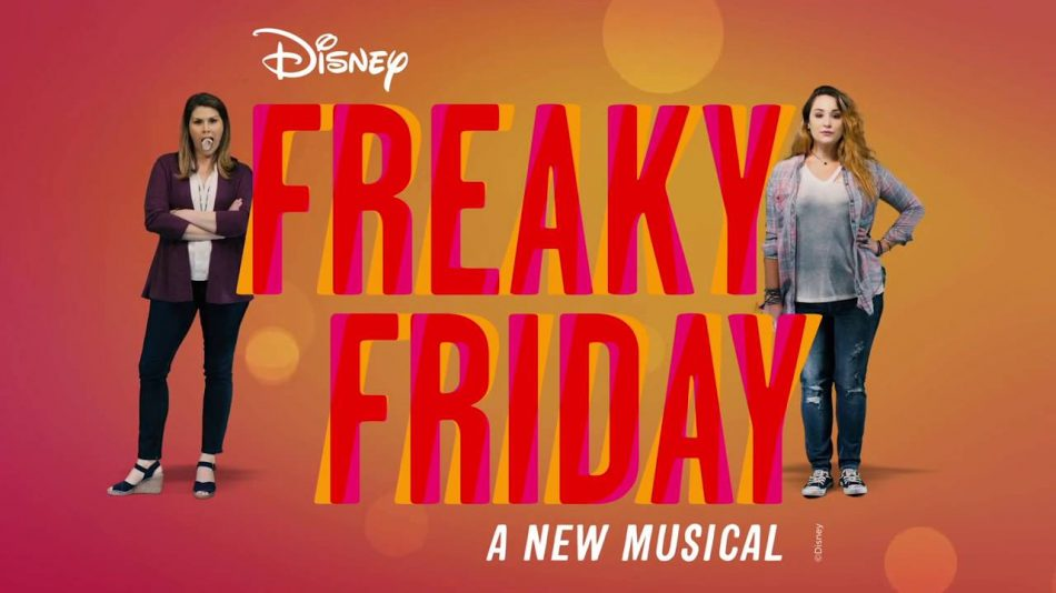 Freaky Friday Musical Tour