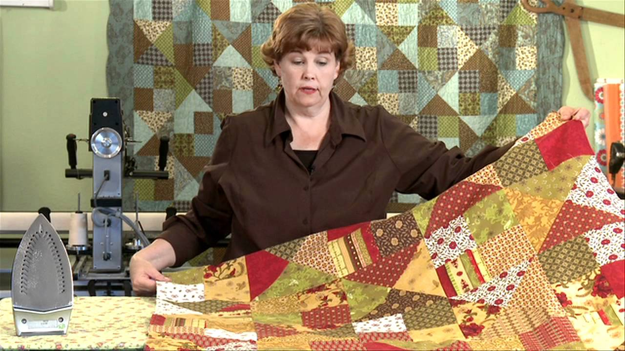 Quilting with Jenny Doan & MSQC