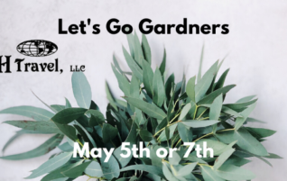 Let's Go Gardener's 2020 May 5th