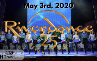Riverdance – New 25th Anniversary Show