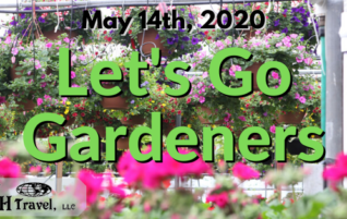 Let's Go Gardener's Thursday May 14